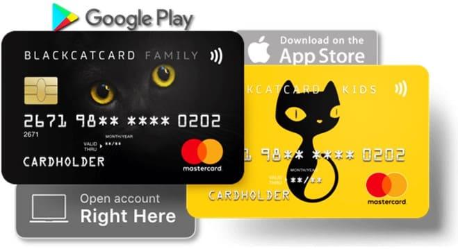 blackcatcard.com